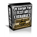 JV Text Ad Exchange Script