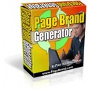Page Brand Generator