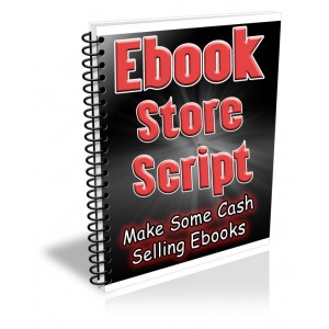 EZ Ebook Store Script